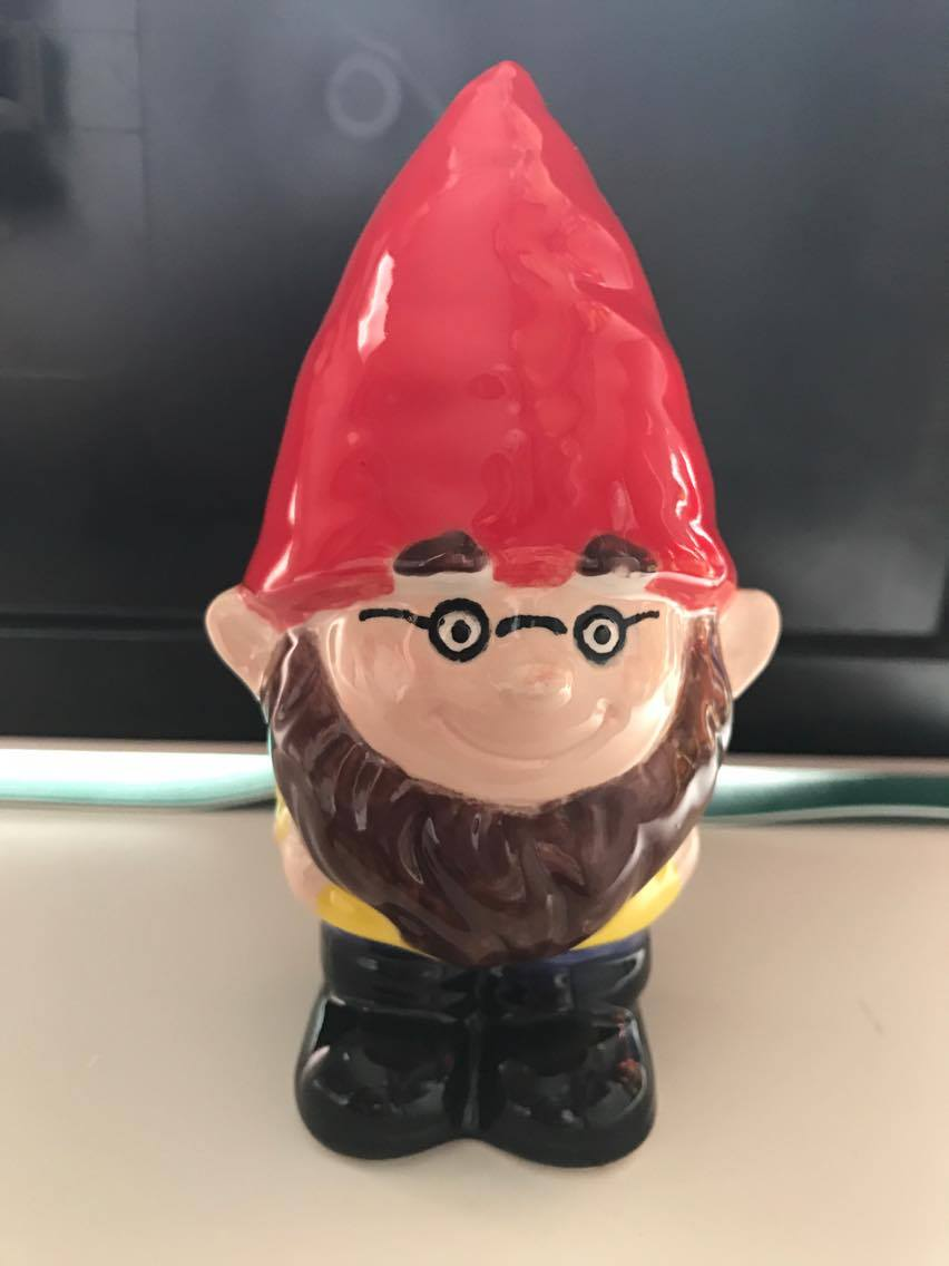 criscrossi the gnome