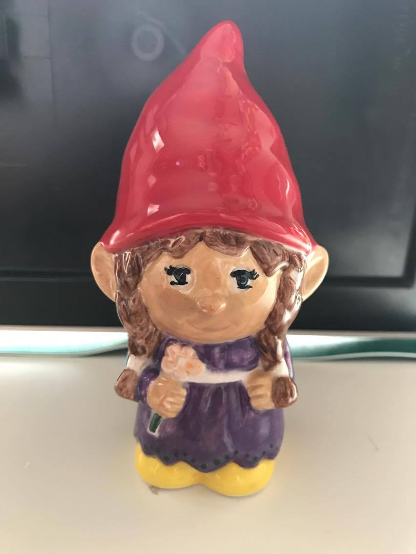 norinki the gnome