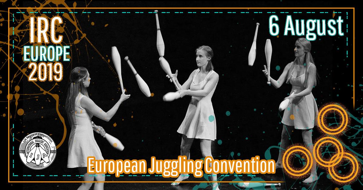IRC Europe EJC 2019